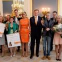 Appeltje van oranje voor DAIMH lid Femke van Trier!