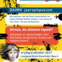 DAIMH-Symposium: Stress de ultieme vijand?