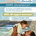 Jaarsymposium DAIMH – IMH: Bruggen bouwen!